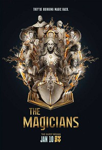 The Magicians movie cover