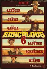 The Ridiculous 6 movie cover