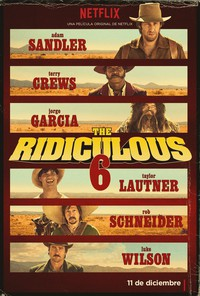 The Ridiculous 6 main cover