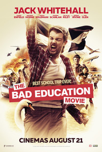 The Bad Education Movie main cover