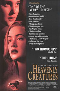 Heavenly Creatures main cover