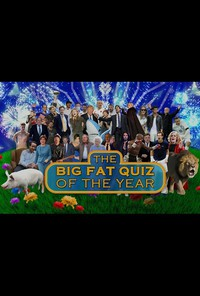The Big Fat Quiz of the Year main cover