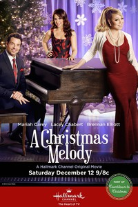 A Christmas Melody main cover