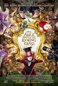 Alice Through the Looking Glass main cover