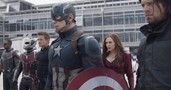 Captain America: Civil War movie photo