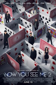 Now You See Me 2 main cover