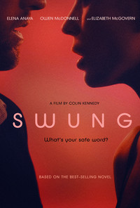 Swung main cover
