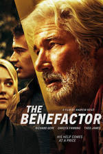 the_benefactor_2016 movie cover