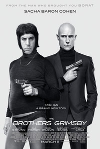The Brothers Grimsby main cover