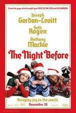 the_night_before_2015 movie cover
