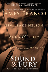 The Sound and the Fury main cover