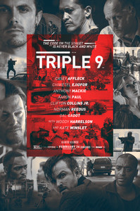 Triple 9 main cover