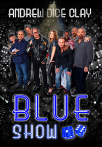 Andrew Dice Clay Presents the Blue Show main cover