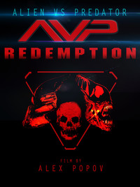 (Alien vs. Predator) AVP Redemption main cover