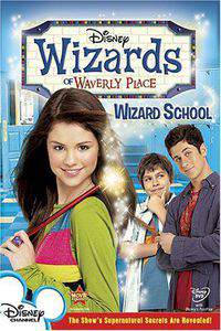Wizards of Waverly Place movie cover
