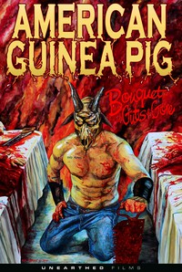 American Guinea Pig: Bouquet of Guts and Gore main cover