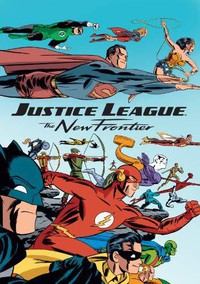 Justice League: The New Frontier main cover