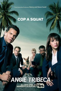 Angie Tribeca movie cover