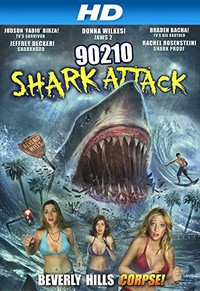 90210 Shark Attack main cover