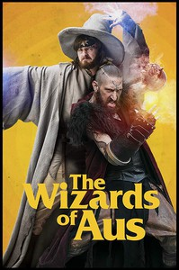 The Wizards of Aus movie cover