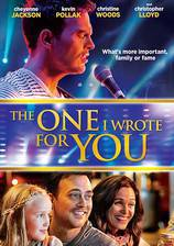 the_one_i_wrote_for_you movie cover