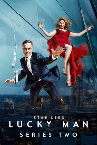 Stan Lee's Lucky Man movie cover