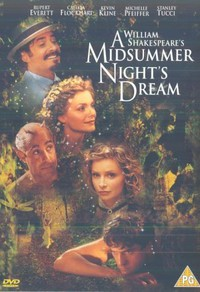 A Midsummer Night's Dream main cover