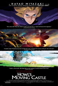 Howl's Moving Castle main cover