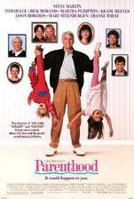 Parenthood movie cover