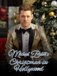 Michael Bublу's Christmas in Hollywood main cover
