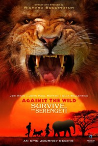 Against the Wild 2: Survive the Serengeti main cover
