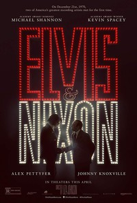 Elvis & Nixon main cover