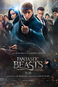 Fantastic Beasts and Where to Find Them main cover