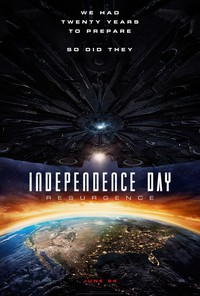 Independence Day: Resurgence main cover