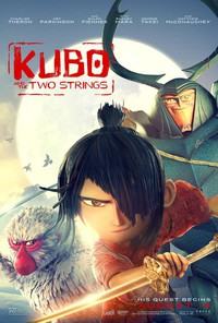 Kubo and the Two Strings main cover