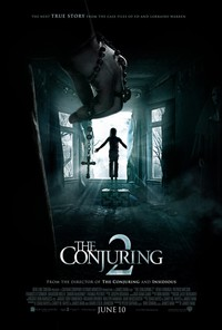 The Conjuring 2 main cover