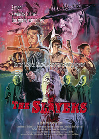 The Slayers main cover