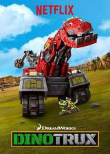 dinotrux movie cover