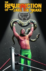 The Resurrection of Jake The Snake Roberts main cover