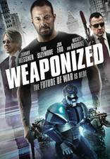 weaponized_2016 movie cover