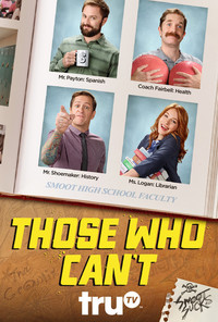 Those Who Can't movie cover