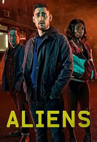 The Aliens movie cover