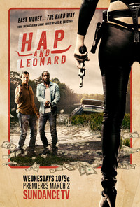 Hap and Leonard movie cover