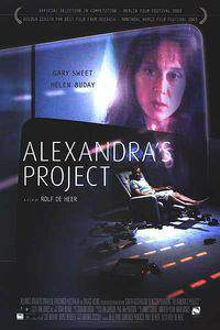Alexandra's Project main cover
