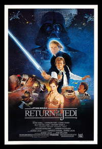 Star Wars: Episode VI - Return of the Jedi main cover