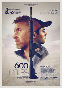 600 Miles main cover