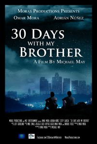 30 Days with My Brother main cover