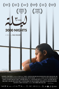 3000 Nights main cover