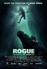 rogue movie cover