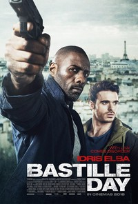 The Take (Bastille Day) main cover